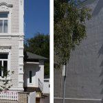 UNILUX Holz/Aluminium-Fenster | Holz-Aluminium-Fenster: Blend/Flügelrahmen: 82 mm Bautiefe | Glas: 3-fach-Wärmeschutz-Glas, Ug-Wert 0,6 W/m²K, WK-2 Beschlag | WIRUS Haustür Thermo Top 84 mm Bautiefe, thermisch getrenntes Aluminium-Profil, Edelstahl-Garnitur | Montage: RAL-Montage