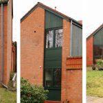 UNILUX-Holz-Aluminium-Fenster | Blend/Flügelrahmen: 84 mm Bautiefe | Glas: 3-fach-Wärmeschutz-Glas, Ug-Wert 0,6 W/m²K, WK-2 Beschlag