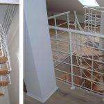 DOLLE Spindeltreppe mit Geländer